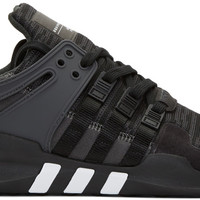 Black EQT Support ADV Sneakers