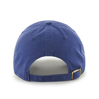 "Brooklyn Dodgers 47 Brand MLB ""Cooperstown"" Clean Up Adjustable Hat - Royal Blue"