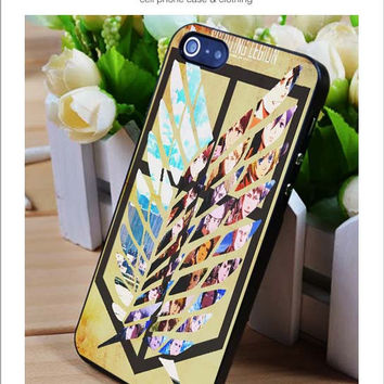 Scouting legion art iPhone for 4 5 5c 6 Plus Case, Samsung Galaxy for S3 S4 S5 Note 3 4 Case, iPod for 4 5 Case, HtC One for M7 M8 and Nexus Case