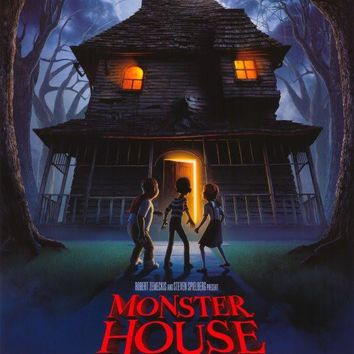 Monster House 27x40 Movie Poster (2006)