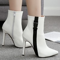 Hot style sells sexy pointy boots with high heels