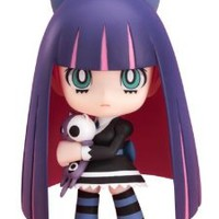 Good Smile Panty & Stocking with Garterbelt: Stocking Anarchy Nendoroid Action Figure