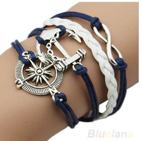 New Arrival Awesome Gift Hot Sale Shiny Stylish Great Deal Accessory Sea Vintage Bangle Bracelet [6586358727]