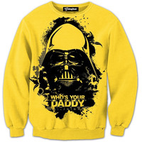 Who is Your Daddy Crewneck