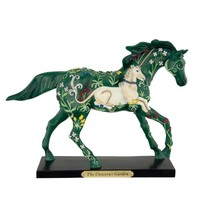 Trail of Painted Ponies from Enesco The Unicorn's Garden Figurine 6.75 IN