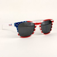 """All Enemies Foreign and Domestic """"Longshanks"""" Wayfarer Shades by Country Club Prep"""