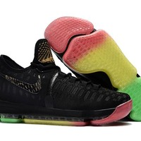 """Nike  Zoom  KD 9 Kevin Durant  Ⅸ  Men's Colorful"""" Basketball Shoes"""