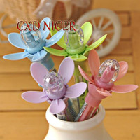 Online Shop Blooming Flowers Automatic Pencil 0.7 0.5Mm Cute Kawaii Plastic Mechanical Pencil Korean Creative Primary Stationery Dd269   Aliexpress Mobile
