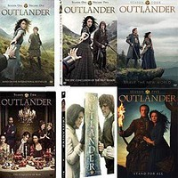 Outlander TV Series Season 1-5 DVD Set