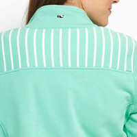 Striped Shoulder Shep Shirt