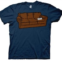 Big Bang Theory Couch Reserved t-shirt tee shirt