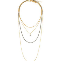 4-pack Necklaces - from H&M