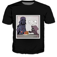 """""""I will finish what you started"""" Star Wars Tee"""