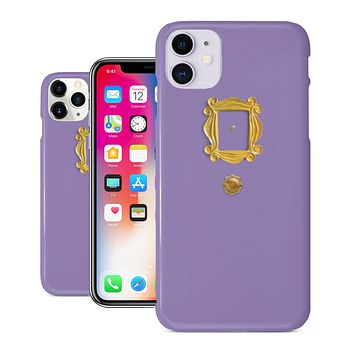 New Friends Purple Door iPhone Case
