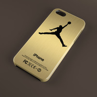 Air-Jordan-Gold-Texture for all phone device