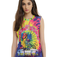 The Rolling Stones Girls Muscle Top