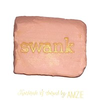 Swank Handmade All Natural Soap- 1 bar