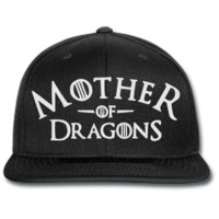 mother of dragons beanie or SNAPBACK hat