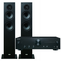 Onkyo: Integrated Amp + Speaker Package (A9010 + SKF4800)