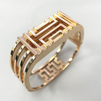 Elegant Rose Gold Color Metal Band For Fitbit Flex Exellent Quality