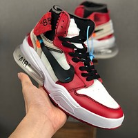 Nike Air Jordan 1 x OFF-White x 270 NGR Chicago Men Women Sneakers - Best Deal Online