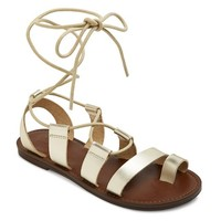 Women's Lilac Gladiator Sandals - Mossimo Supply Co.™ : Target