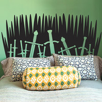 Game of Thrones - Headboard Decal
