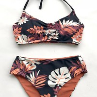 Meet You Reversible Bikini Set