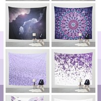 THE PURPLE COLLECTION by Monika Strigel | Society6