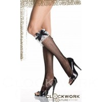 Can Can Stockings - Stockings & Spats - Footwear
