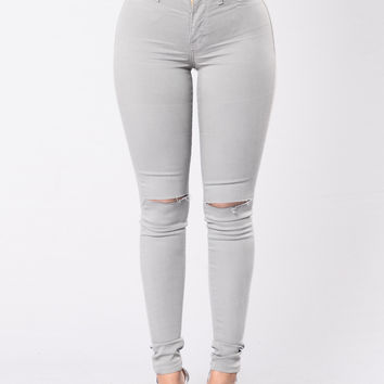 Canopy Jeans - Grey