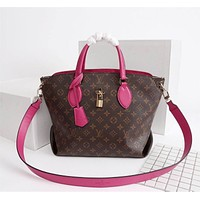 New Women Classic Leather Large Capacity Luggage Travel Bags Tote Handbag Crossbody