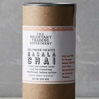 The Reluctant Trading Experiment Masala Chai Tea in Neutral Size: One Size House & Home