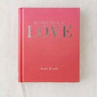 The Little Book Of Love: Heart & Soul By Tiddy Rowan