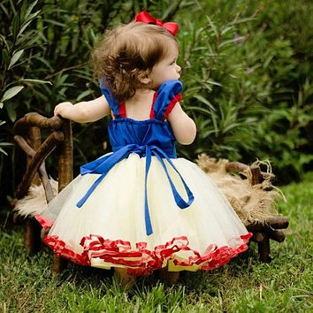 Baby New Year Christmas Dress for 1st Birthday Outfit Toddler Infant Christening Gowns Halloween Costume Princess Clothing