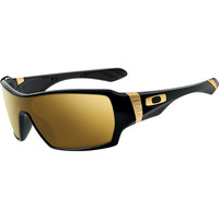 Oakley Shaun White Signature Offshoot Sunglasses Gold Series Polished Black/24K, One
