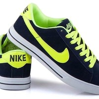 """""""Nike"""" Unisex Casual Plate Shoes Couple Fashion All-match Sneakers"""