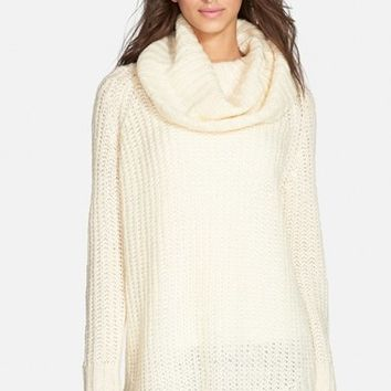 DREAMERS BY DEBUT Cowl Neck Sweater (Juniors)   Nordstrom