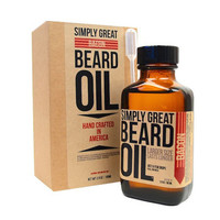 Beard Oil BACON Scented Beard Oil For Men Formulated with Natural and Organic Base Oils Great Gift for Groomsmen or Him