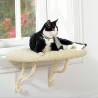 Kitty Window Sill Cat Bed | Window Perches | PetSmart