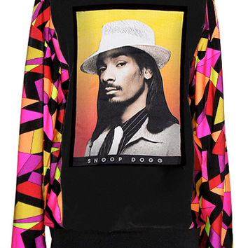 Snoop Doggy Dogg Emilio Pucci Pattern Sweater