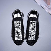 Dolce & Gabbana Fashion leisure sports shoes-4