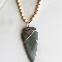 Sonora Necklace in Ivory