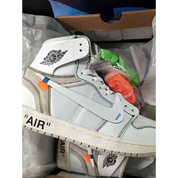 AIR JORDAN 1 x OFF-WHITE WHITE