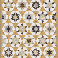 Bee Creative Quilt Kit by Deb Strain for Moda Fabrics