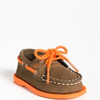 Sperry Top-Sider Kids 'Authentic Original' Crib Shoe (Baby) (Online Only)