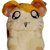 Hamtaro Plush Backpack