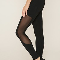 Active High-Waisted Leggings | Forever 21 - 2000170142