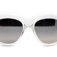 Quay Isabell Clear Sunglasses