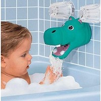 Safest Baby Bath Spout Faucet Cover, Guard Toy *Bonus Ebook* Money Back Guarantee